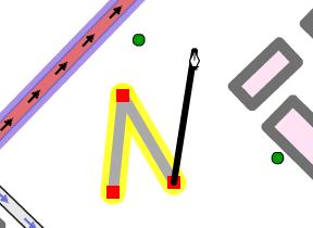 создание линии